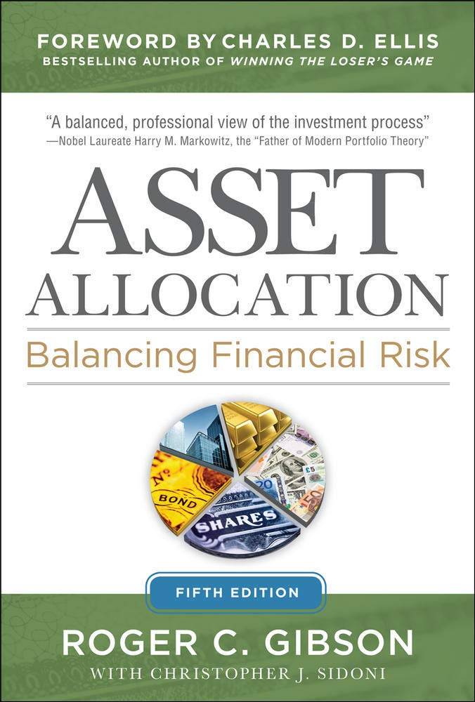 Image OfAsset Allocation: Balancing Financial Risk, Fifth Edition