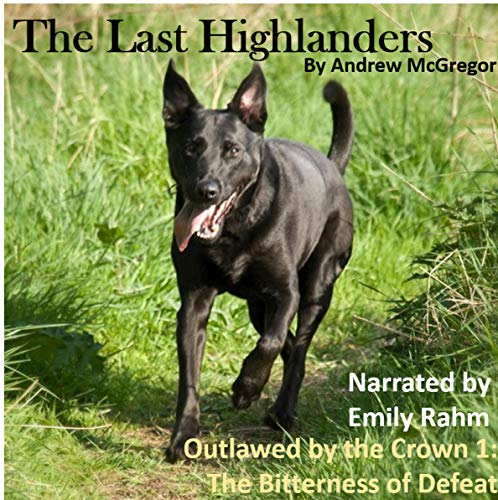 The Last Highlanders audiobook cover art