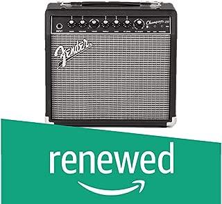 Fender Champion 20 - 20-Watt Electric Guitar Amplifier (Renewed)