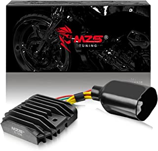 MZS Regulator Rectifier Voltage for Honda CBR 600 F4i 2001-2006/ CBR600RR F5 2003-2006/ CB900 CB919 2002-2007/ CBR900 CBR954 CBR929 2001-2003/ CBR1100XX 2001-2004/ NSS250 2001-2003/ VTX1300 2003-2007