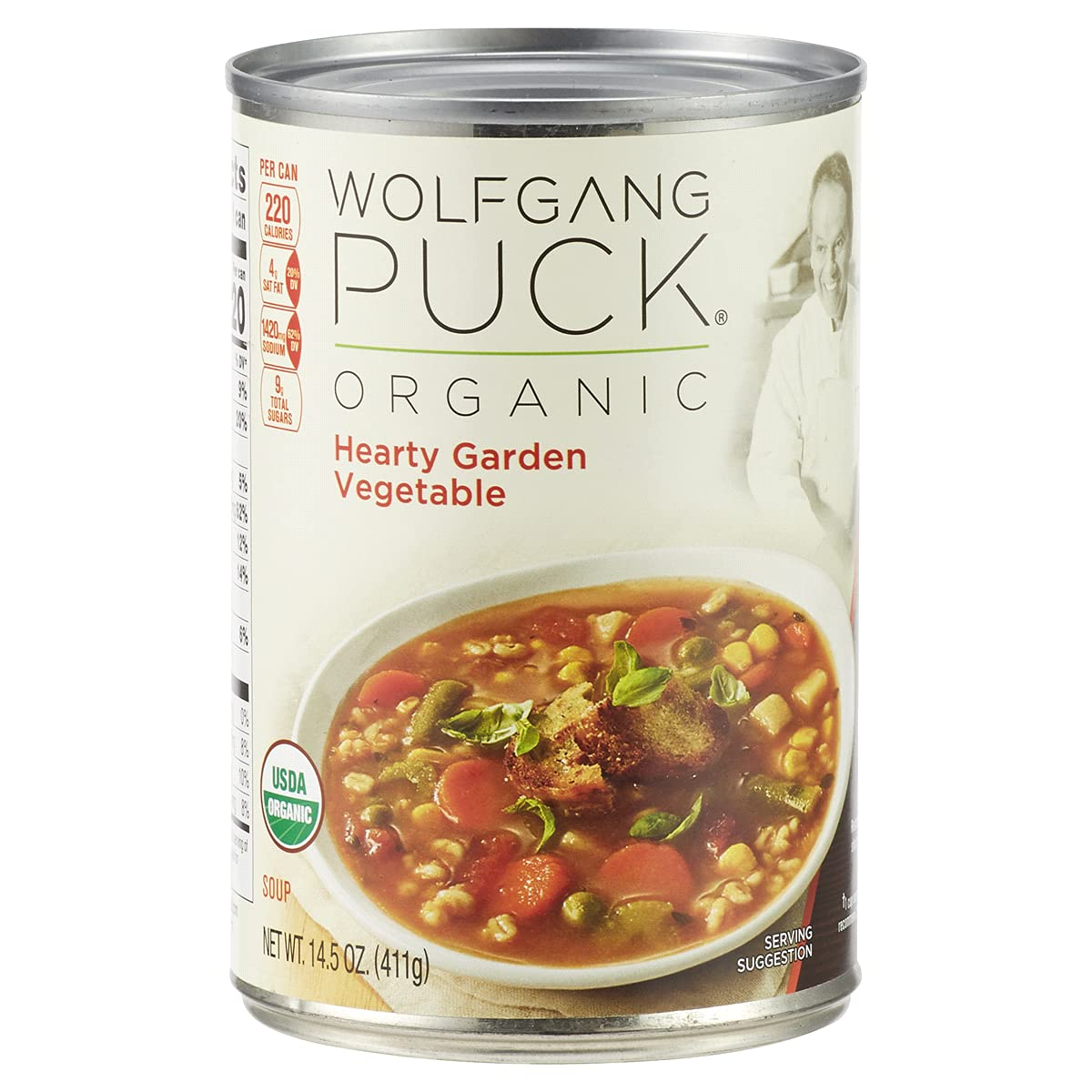 Our shop most popular Wolfgang Puck Thick Hearty 12x14.5 Oz National products Soup vegetable