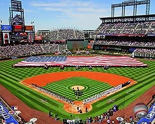 MLB Colorado Rockies Coors Field Stadium Photo (Size: 11