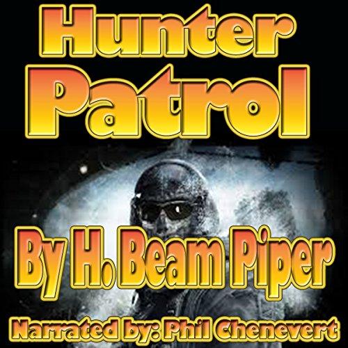 Hunter Patrol audiobook cover art