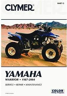 Clymer Manuals - Yamaha M487-5