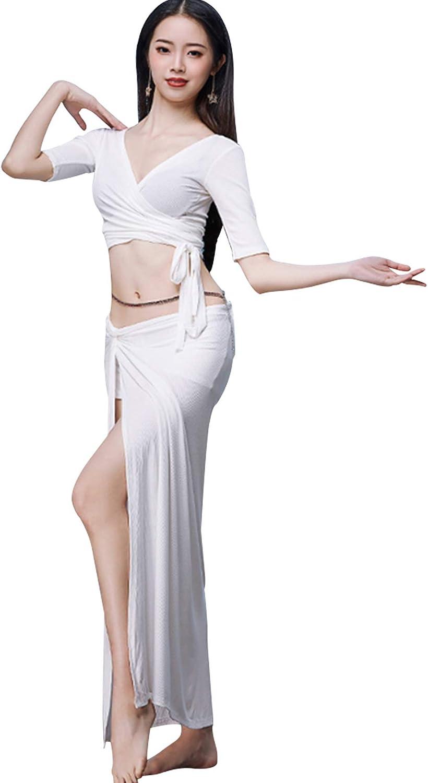 Jueshanzj Women's Belly Dance Costume Set
