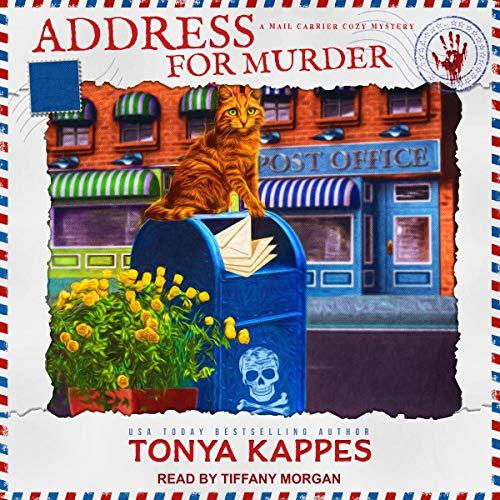 Address for Murder cover art