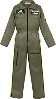 Astronaut Costume for Kids Space Suit Boys Girls Teens Toddlers Children's Role Play Cosplay
