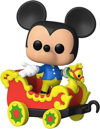 Funko Pop! Disney: Casey Jr. Circus Train Ride - Mickey Mouse in Car Vinyl Figure