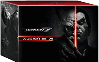 TEKKEN 7 COLLECTORS EDITION (PS4 REGION 2)