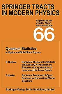 Springer Tracts in Modern Physics: Ergebnisse der exakten Naturwissenschaftenc; Volume 66