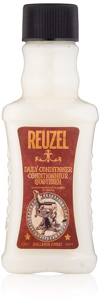 フィヨルド温帯藤色REUZEL INC Reuzelデイリーコンディショナー、3.38オンス 0.4