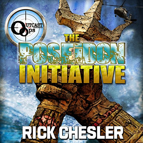 OUTCAST Ops: The Poseidon Initiative audiobook cover art