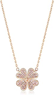 Best small four leaf clover necklace Reviews