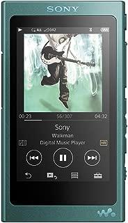 ソニー SONY ウォークマン Aシリーズ 16GB NW-A35 : Bluetooth/microSD/ハイレゾ対応 ビリジアンブルー NW-A35 L