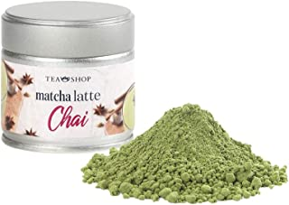 TEA SHOP - Té envasado - Verde aromatizado - Matcha Latte Chai - 30g