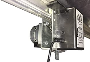 Light Rail 4.0 AdjustaDrive Motor, No Rail, Robotic Grow Light Mover Genuine and Solidly Made in the USA