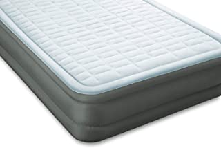 Intex Premaire Elevated Airbed Mattress with Built in Pump, Twin