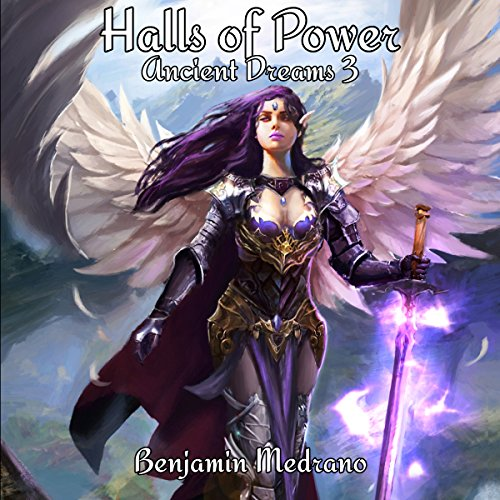 Halls of Power audiobook cover art