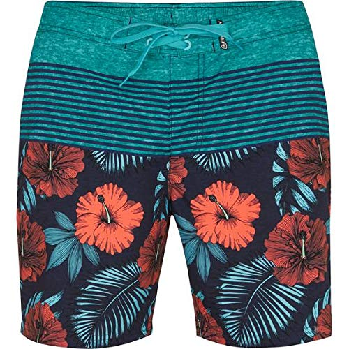 Firefly Kalil UX Shorts de Bain Hommes, Lilac Light, FR : 2XL (Taille Fabricant : XXL)