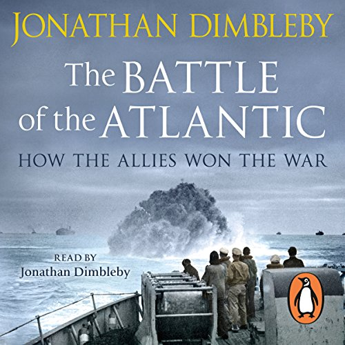 The Battle of the Atlantic audiobook cover art