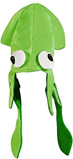 Squid Hat - Funny Fun and Crazy Hats in Many Styles