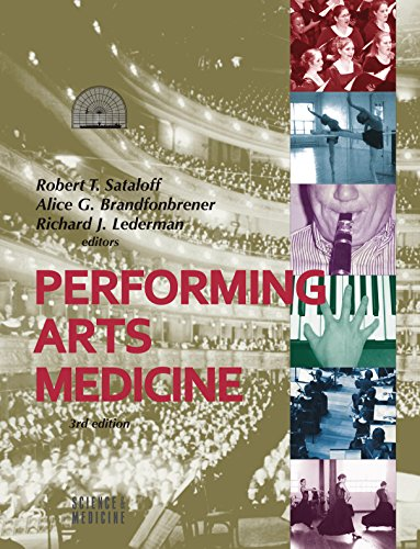 Compare Textbook Prices for Performing Arts Medicine 3rd Edition ISBN 9780975886229 by Robert T. Sataloff,Alice G. Brandfonbrener,Richard J. Lederman,Robert T. Sataloff,Alice G. Brandfonbrener,Richard J. Lederman