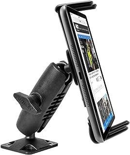 Arkon Heavy Duty Drill Base Mount for Note 9 8 iPhone XS Max XS XR X 8 iPad mini Galaxy Tab Retail Black