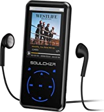 MP3 Player, 16GB MP3 Player with Bluetooth 4.0, Portable HiFi Lossless Sound MP3 Music..