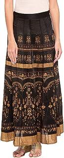 global desi Synthetic a-line Skirt