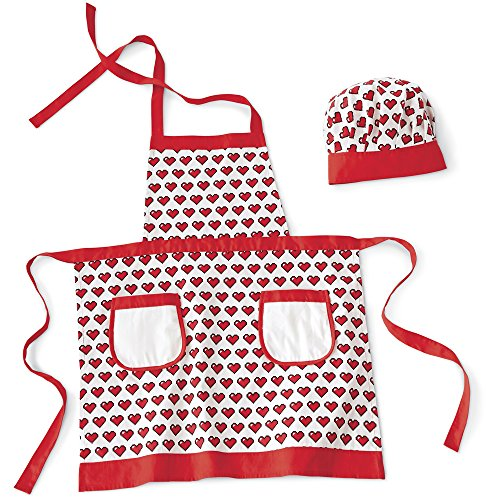 ROSANNA PANSINO by Wilton Apron and Hat Set, 2-Piece
