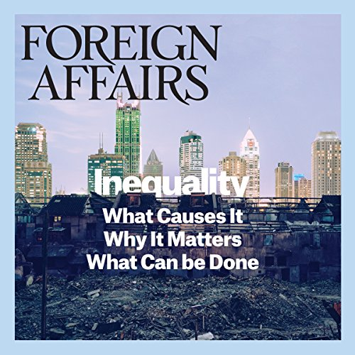 The January/February 2016 Issue of Foreign Affairs audiobook cover art