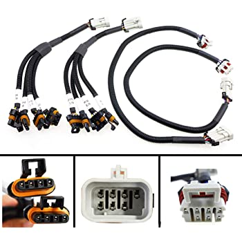 Set of 8 D585 coils bracket /& harness!! Upgrade your LS1 LS6 LS2 ignition coils