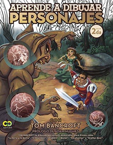 Aprender a dibujar personajes con Tom Bancroft (Espacio De Diseño)