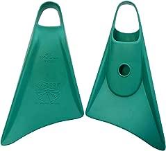 churchill fins green
