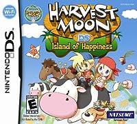 Harvest Moon: Island of Happiness (輸入版)