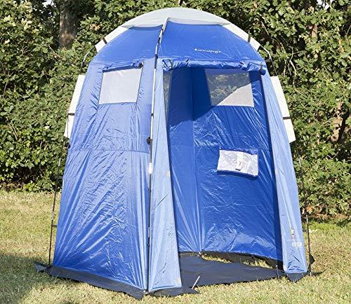 PESCI Nova Oyster 150x150 Cucinotto Campeggio Cucinino Spogliatoio Tenda Cucina OMAGGIO Pavimento in dotazione