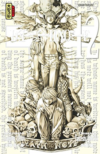 Death Note - Tome 12