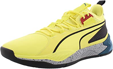 PUMA Mens Uproar Spectra Athletic Basketball Shoes