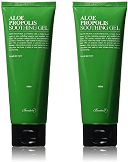 2 Pack Benton Aloe Propolis Soothing Gel 100ml/3.38 fl. oz.