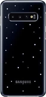Samsung Galaxy S10 LED Back Case, Black