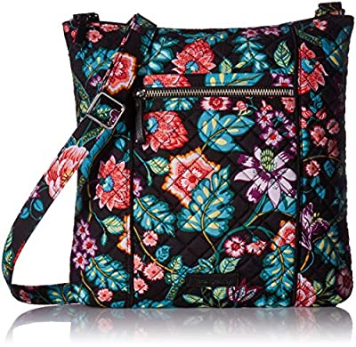 Vera Bradley Iconic Hipster, Signature Cotton, One Size