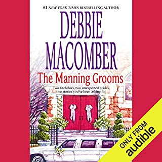 The Manning Grooms audiobook cover art