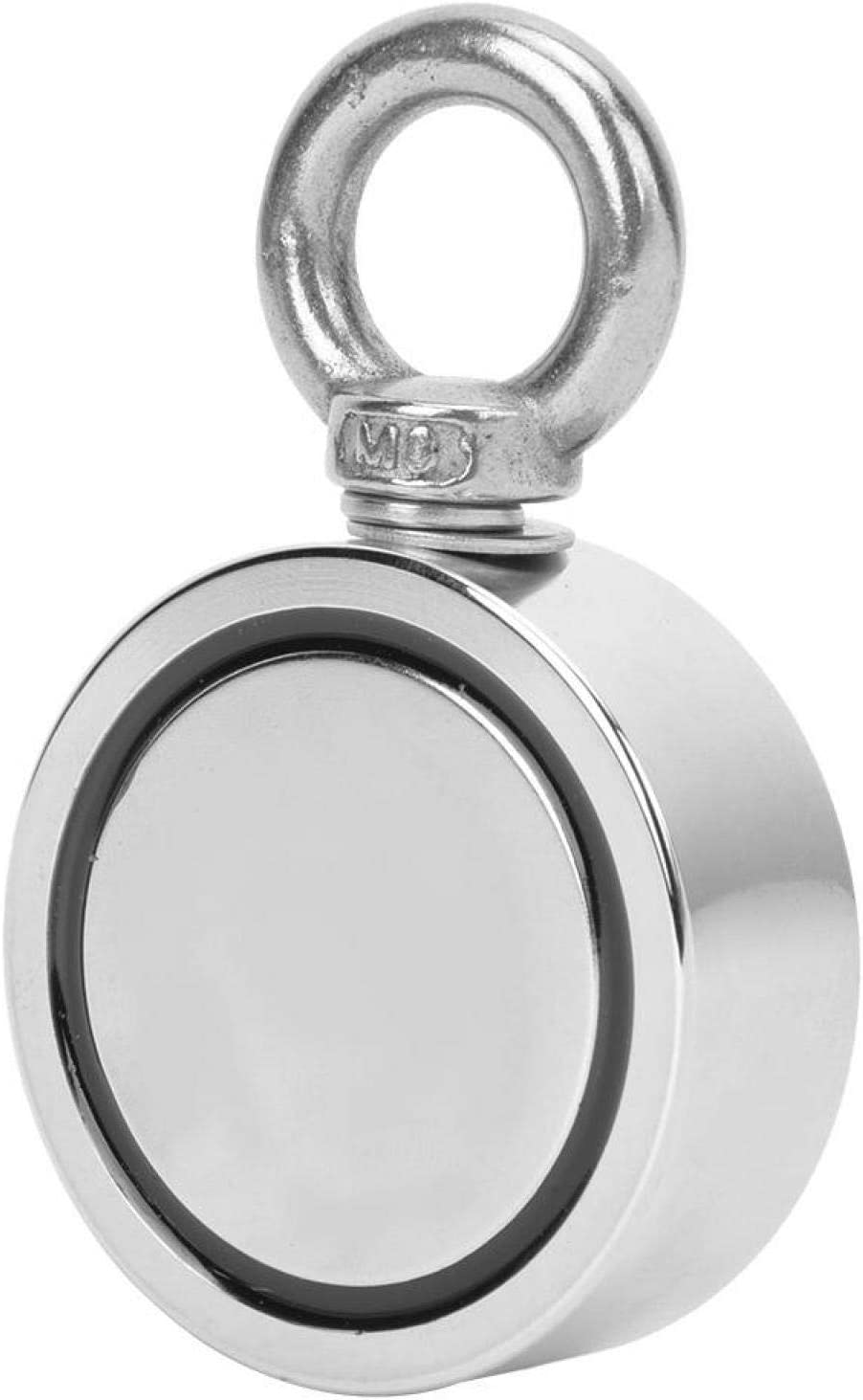 Neodymium Magnet, Oil Magnetic Salvage Ring, Easy to Use for Mag