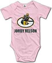Discovery Wild DW Toddler Toddler Jordy Nelson Short Sleeve Climb Jumpsuit Black