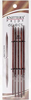 Knitter's Pride 3/3.25mm Cubics Double Pointed Needles, 6