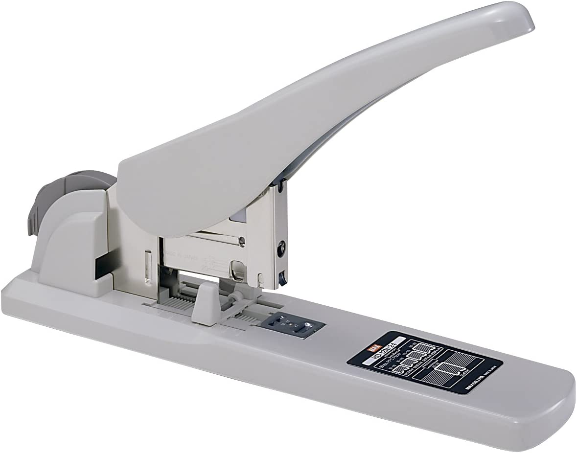 Max HD-12N Stapler Outlet sale Store feature 24–Heavy-Duty