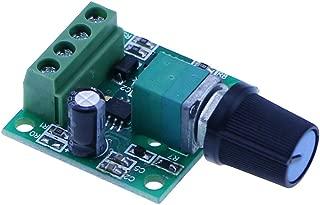 Mini DC Motor PWM Governor 1.8V 3V 6V 9V 12V Speed Switch Uultra-Small LED Dimmer