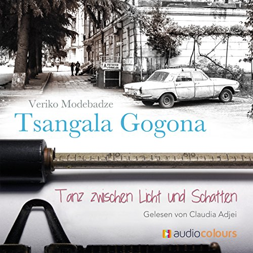 Tsangala Gogona audiobook cover art