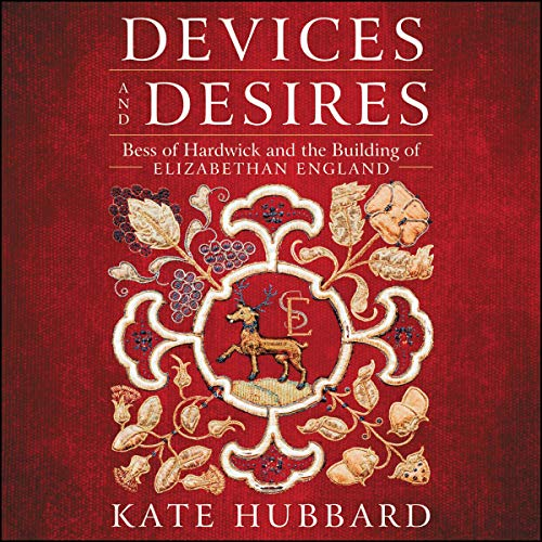 Devices and Desires audiobook cover art