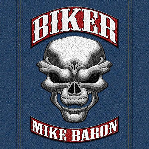 Biker audiobook cover art